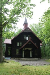 家庭学校 礼拝堂