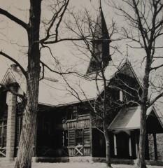 家庭学校礼拝堂