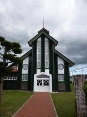 現在の遠軽教会